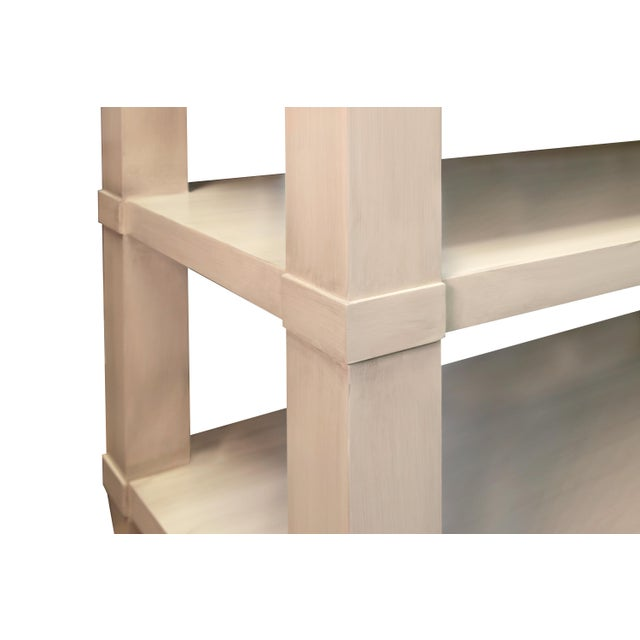 Not Yet Made - Made To Order Kindel Furniture Garden Street Multifunctional Console For Sale - Image 5 of 10