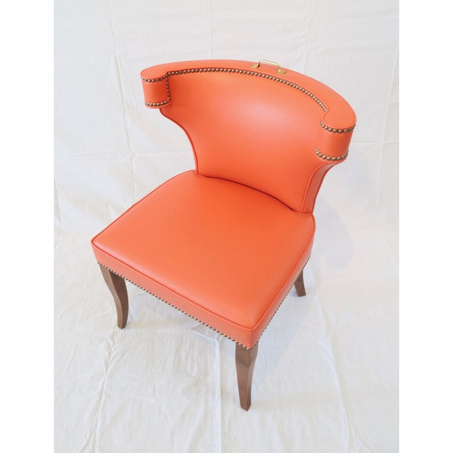 Not Yet Made - Made To Order Martin & Brockett Hale Chair For Sale - Image 5 of 8