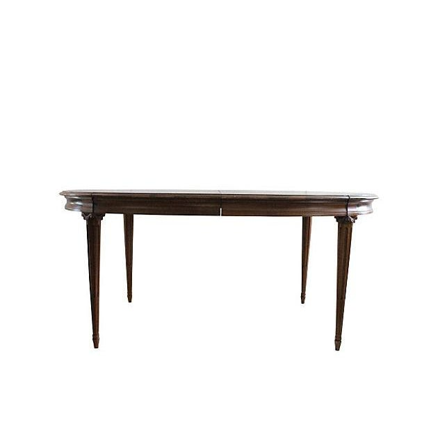 Louis XVI Style Dining Table - Image 2 of 5