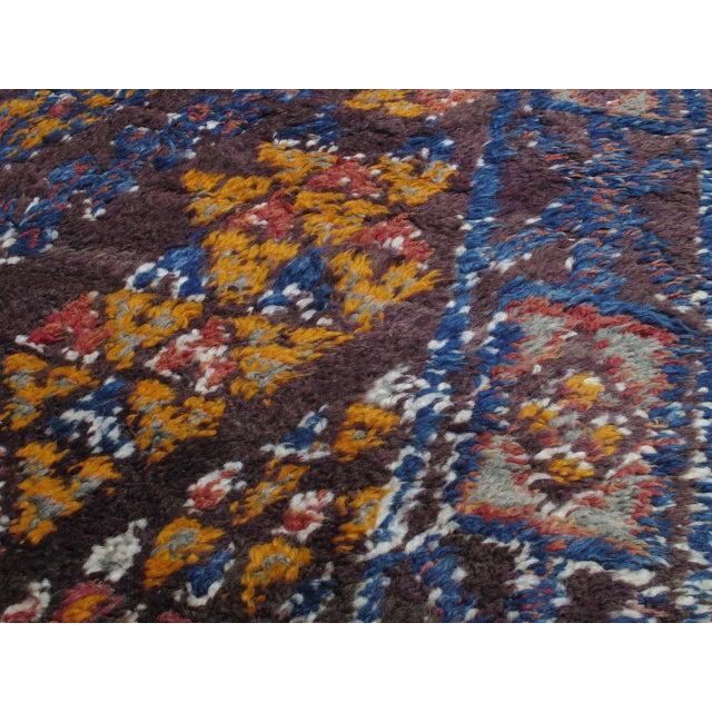 Beni Mguild Moroccan Berber Rug For Sale - Image 4 of 10