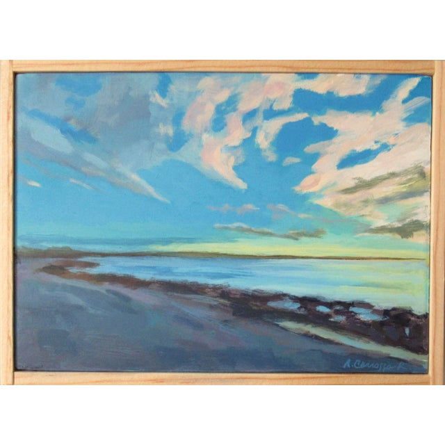 2020s Sunrise by Anne Carrozza Remick For Sale - Image 5 of 7