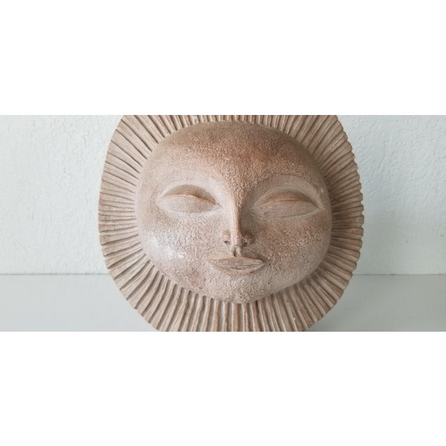 1960s 1969 Vintage Sun Sculpture by Paul Bellardo For Sale - Image 5 of 12