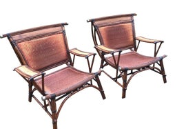 Image of Asian Corner Chairs
