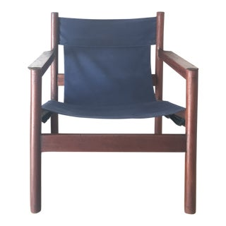 Mid-Century Roxinho Sling Chair by Arnoult