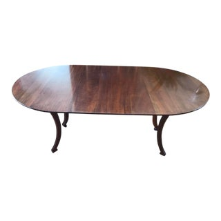 Mid-Century Modern Wright Table Company Dining Table For Sale