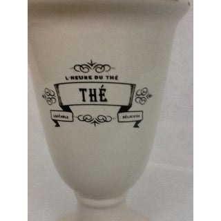 """French Country Apothecary Lidded Jar """"The"""" Preview"""