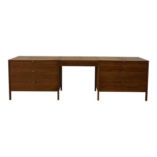 Florence Knoll Dressers - a Pair For Sale