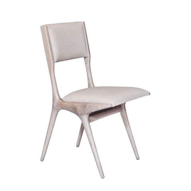 Customizable Boone Dining Chairs For Sale - Image 4 of 6