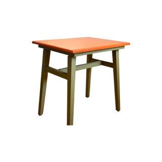 Vintage Habitant Pine Table For Sale