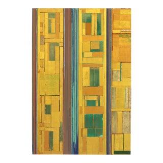 'Streams No. 8'' Original Artwork by Alexander Eulert For Sale