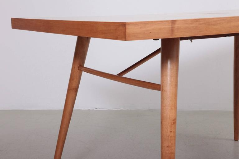 Paul McCobb Planner Group Expandable Drop Leaf Dining Table   Image 7 Of 8