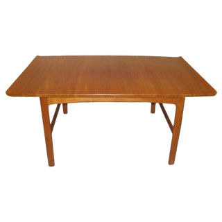 "Mid-Century Modern Teak ""Frisco"" Coffee Table by Folke Olsson For Sale"