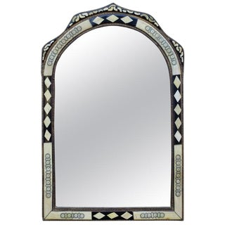 Marrakech Arched Metal Mirror For Sale