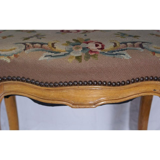 French 1900s Louis XV French Bench For Sale - Image 3 of 4