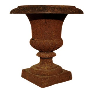 20th Century French Bell Louvre Vase For Sale