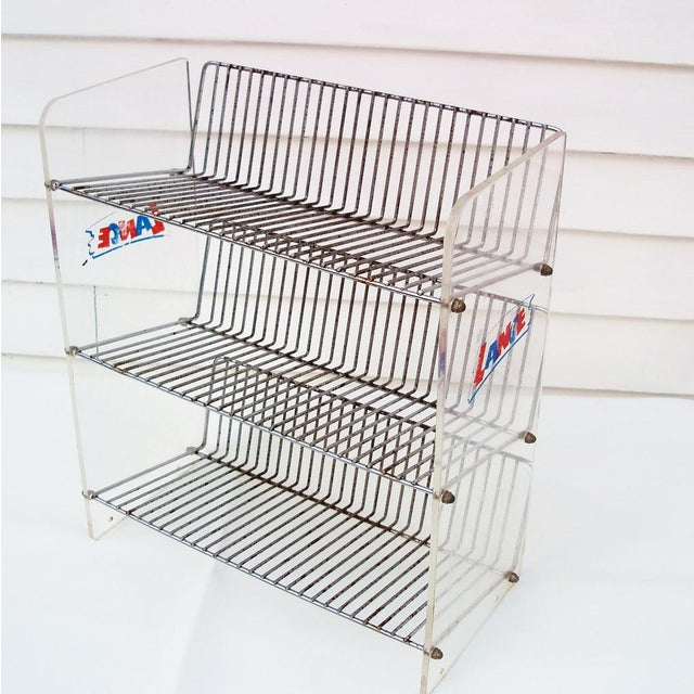 Lance Industrial Metal Three-Tier Storage Rack - Image 2 of 7