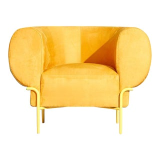 Michael Felix Madda Chair in Yellow For Sale