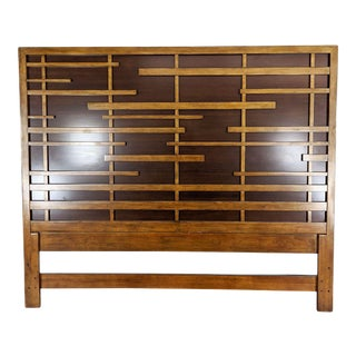 Lexington King-Sized Shanghai Panel Headboard For Sale