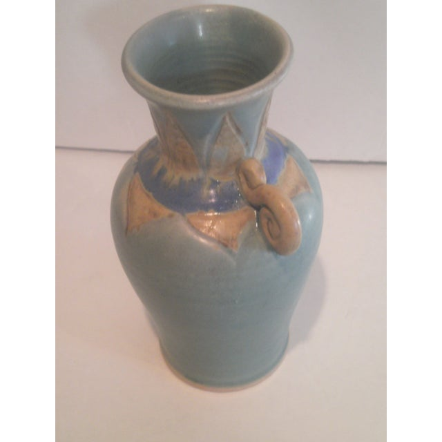 1980's Art Pottery Vase - Image 3 of 7