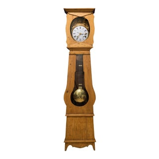 Early 19th Century Mobier Longcase Clock C.1830-1850 For Sale
