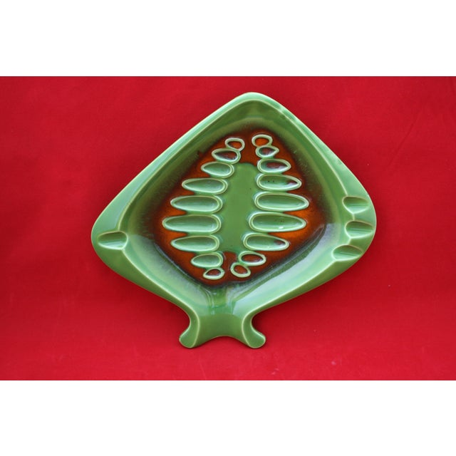 MCM Protracted Fish Shaped Ashtray - Image 2 of 6