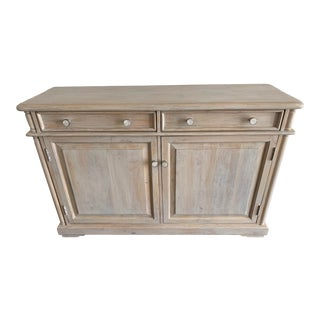 Transitional Sideboard For Sale