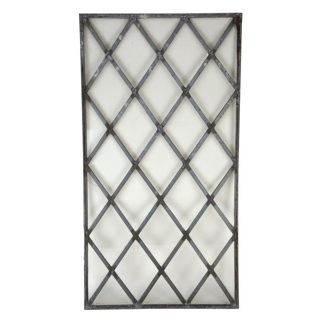 European Cottage Leaded Glass Window I - Image 1 of 4