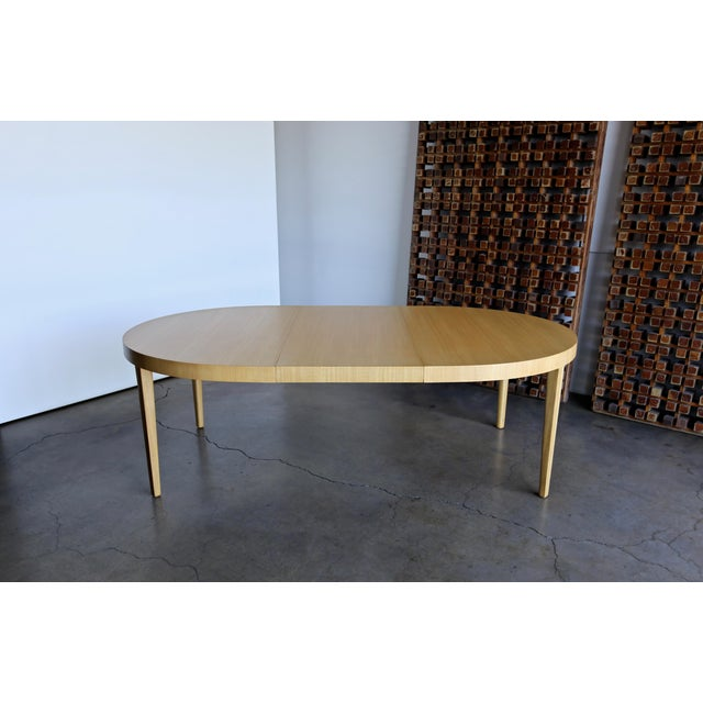 Edward Wormley Dining Table for Dunbar Circa 1950 For Sale - Image 10 of 13