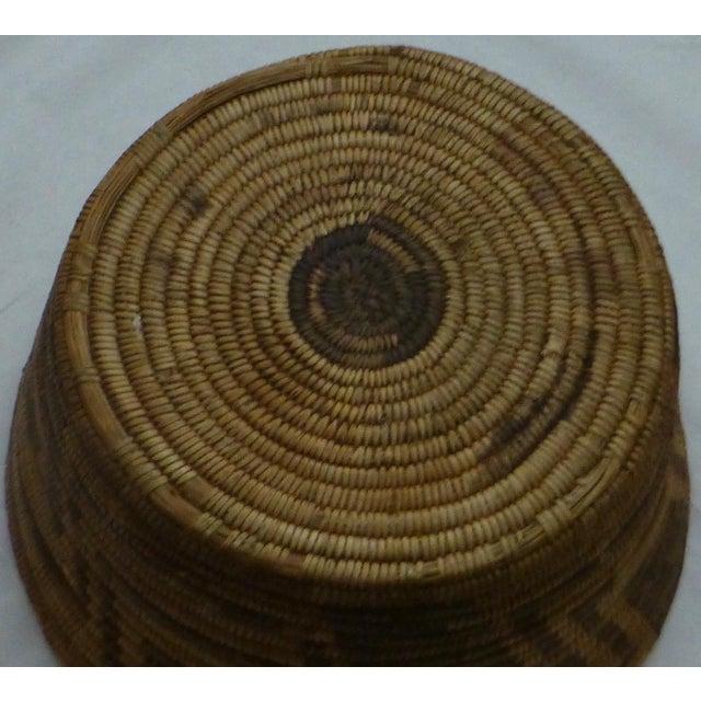 Antique Apache Basket Circa 1890-1920 - Image 10 of 11