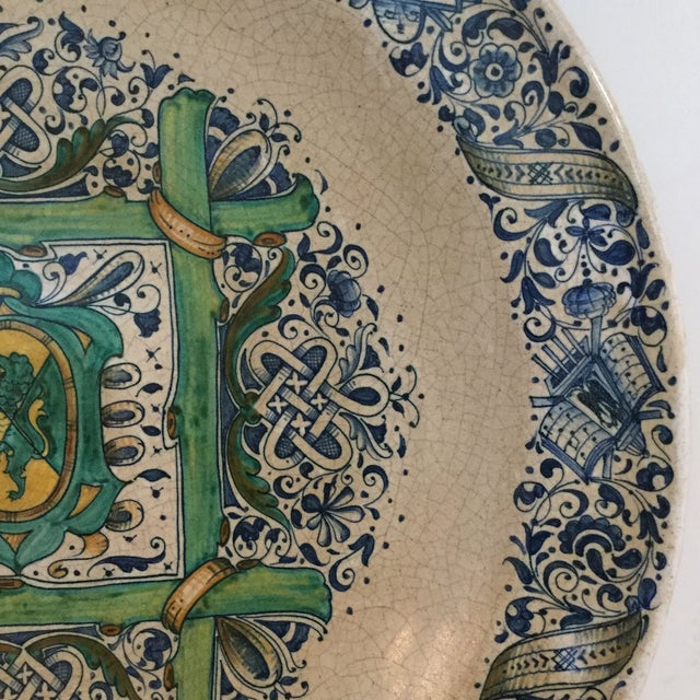 Each piece of Italian hand-painted ceramics is made by an artist. Produced as a one-of-a-kind, each is inspired by a...