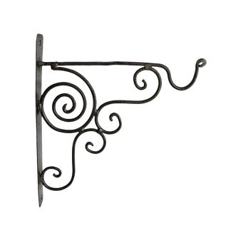 Iron Scroll Wall Bracket For Sale