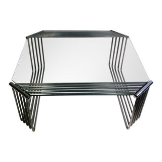 Art Deco Revival Coffee Table or Accent Table For Sale