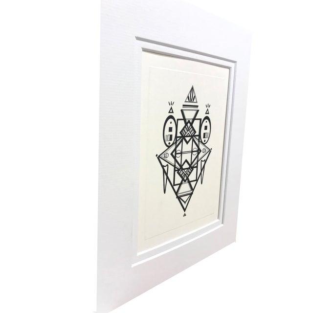 Natasha Mistry Original Ink Drawing For Sale In Denver - Image 6 of 12