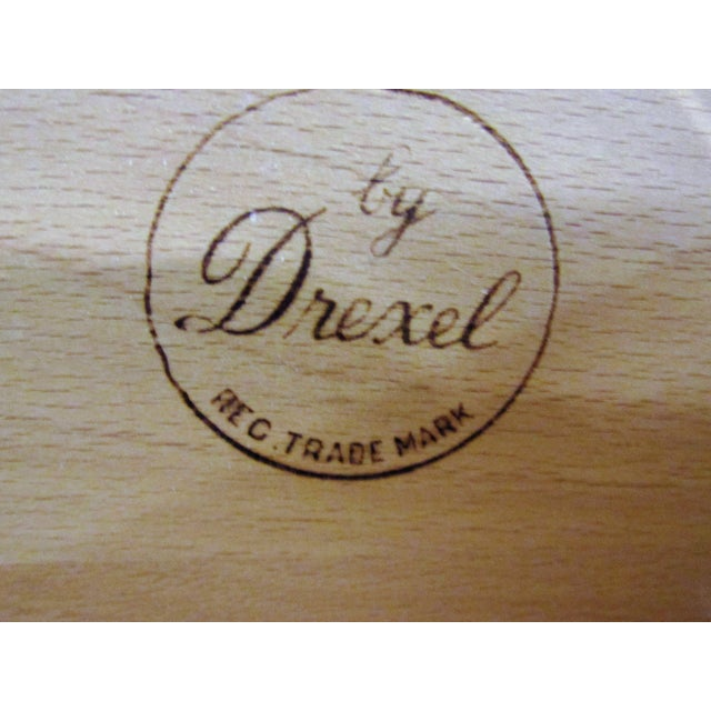 Drexel French Lacquered Chest of Drawers - Image 5 of 10