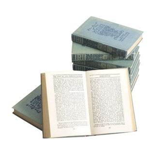 Vintage World Classics Book Set For Sale