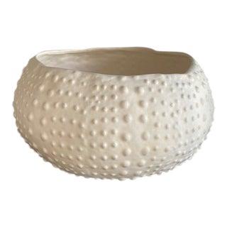 Global Views Porcelain Urchin Bowl For Sale