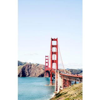 Contemporary Golden Gate Bridge Photograph For Sale