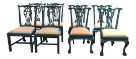 Image of Asian Dining Chairs
