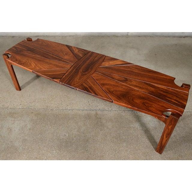 Bud Tullis Studio Craft Coffee Table - Image 3 of 8