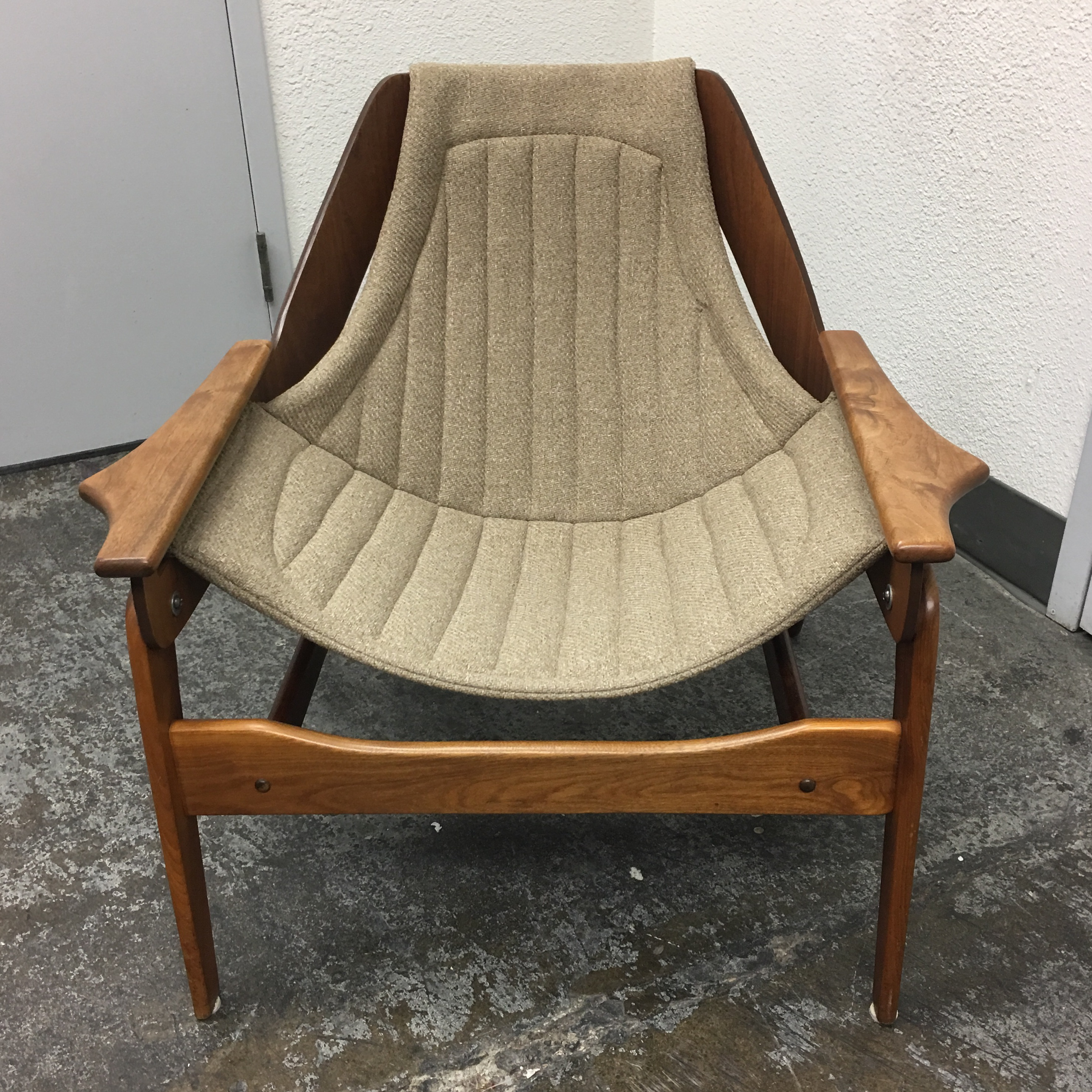 Jerry Johnson Sling Rocking Chair   Image 2 Of 8