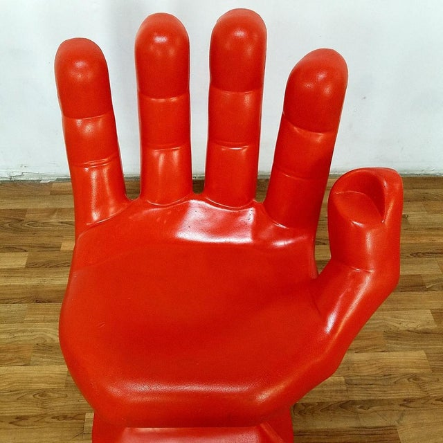 1970 Vintage Rmic Hand Chair For Sale - Image 11 of 13