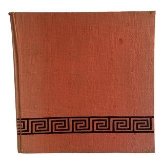 1958 The Parthenon Frieze Book For Sale