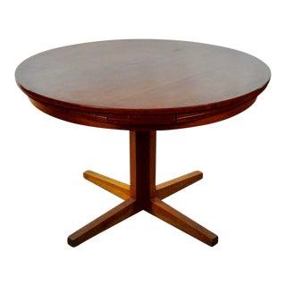 Dyrlund Flip Flap Dining Table