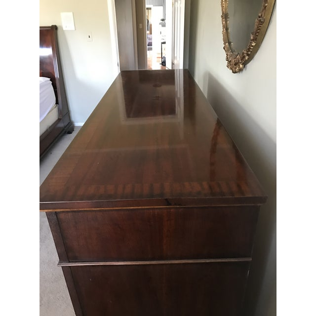 Henredon Aston Court Double Dresser For Sale In Chicago - Image 6 of 6