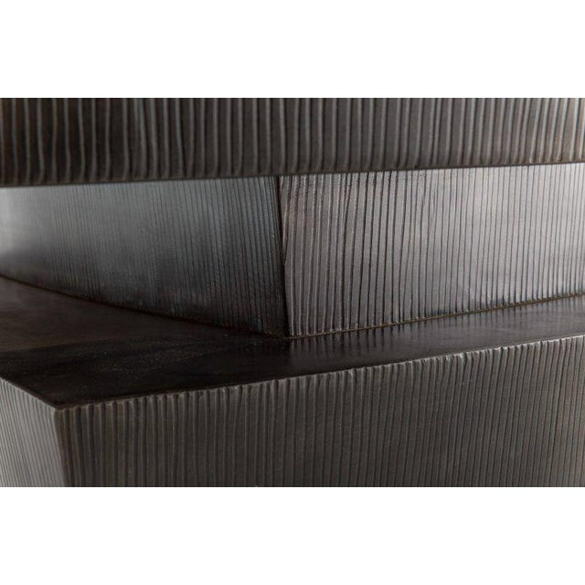 Gary Magakis, Stacked Low Table, USA, 2016 For Sale In New York - Image 6 of 7