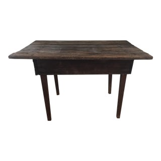 Primitive & Rustic Dining Table-Final Markdown