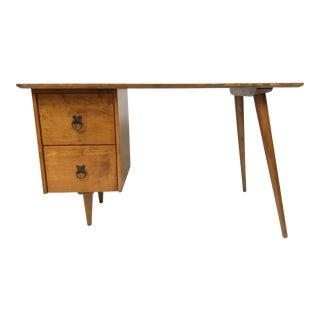 Paul McCobb Planner Modern Desk For Sale