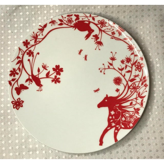 Tord Boontje's Table Stories Dinnerware Pieces - Set of 4 - Image 9 of 10