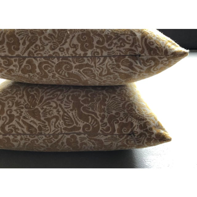 Contemporary Pair of Zak & Fox Amitan Pillows For Sale - Image 3 of 5