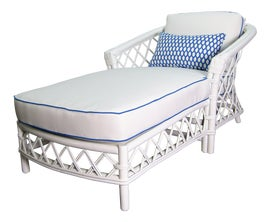 Image of Double Chaise Lounges